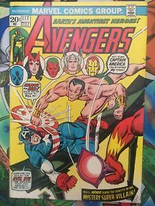 Avengers #117 F/VF NAMOR, LOKI , Dormammu  Romita classic cover
