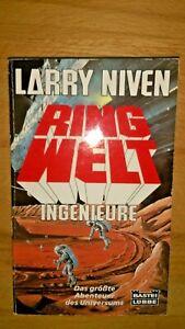"Larry Niven ""Ringwelt Ingenieure"" (TB, 1993, Bastei-Lübbe)"