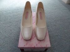 Satin Court Bridal Shoes