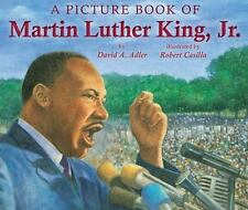 A Picture Book of Martin Luther King, Jr. (Picture Book Biography) by David A. A