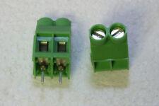 3 Stk. Platinen - Klemmverbinder    MKDS 5/2-6,35  2polig    8485