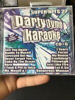 Party Tyme Karaoke - Party Tyme Karaoke: Super Hits 27 / Various [New CD]