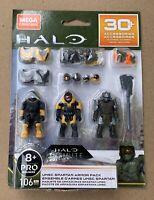 Halo Mega Construx Infinite UNSC SPARTAN ARMOR PACK NEW US SELLER
