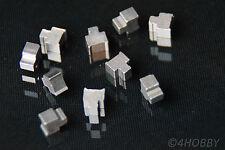 10 Mini Kohlebürsten Motorkohlen 6x 5,5x 4mm Modellbau Bürstenmotor Kohlen Motor