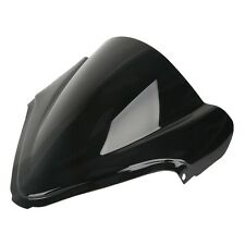 Double Bubble Motorcycle Windshield Shield for Suzuki Hayabusa GSX1300R 2008-15
