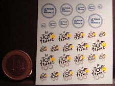 DECALS 1/43 - TOUR DE FRANCE 100 ANS / 2000 - T279