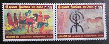 Malerei Kultur Indogene Völker Welttag  Sri Lanka 2010 Zd