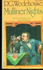 MULLINER NIGHTS by P.G. Wodehouse (1975) Vintage pb