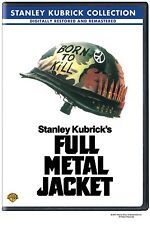 NEW DVD - FULL METAL JACKET - Matthew Modine, Adam Baldwin, STANLEY KUBRICK