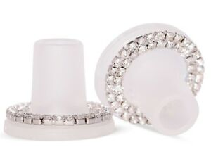 Clean Heels Heel Stoppers FREE P&P Wedding High Heel Shoe Protector BRITISH MADE