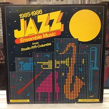 [JAZZ]~NM LP~DOMINIC SPERA~New Ensemble Music From Columbia Pictures Publication
