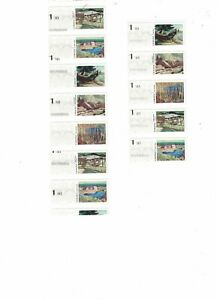 Canada, Kiosk stamps,$1.30 rate, Sheet With MAJOR Errors, LOOK