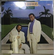 Soul Sealed! Lp The Isley Brothers Smooth Sailin' On Warner Bros.