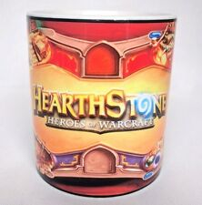 Hearthstone Hero's Of Warcraft - Coffee MUG CUP - Card Collection Game - CCG
