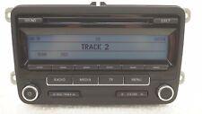 OEM VW RCD310 RADIO STEREO CD MP3 PLAYER GOLF CADDY POLO PASSAT CC / 1K0035186AA
