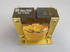 Basler Electric BE-9166 RF Transformer 4-Tab Flange Mount USED