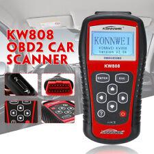 KW808 OBD2 Car Scanner Automobile Engine Fault Diagnostic Tool 5
