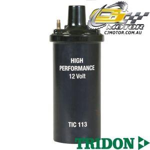 TRIDON IGNITION COIL FOR Mitsubishi  Triton ME - MJ 10/86-10/96, 4, 2.6L 4G54