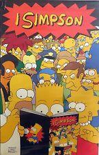 FUMETTO I SIMPSON ZELIG EDITORE 1998 COMICS EXTRAVAGANZA