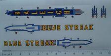Raleigh bicycle  Blue Streak set