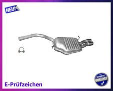 Endschalldämpfer Audi A4 (B7) 1.9, 2.0 TDI Stufenheck, Avant Auspuff Schelle