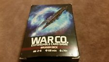 WARCO EXPANDABLE CARD GAME BRUISER DECK