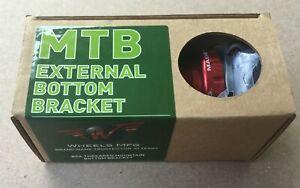 Wheels Manufacturing GXP BSA Bottom Bracket Mountain Bike Angular Contact Bearin