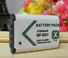 Battery for SONY NP-BX1 DSC-RX100M3 DSC-WX300/B DSC-WX300/T DSC-WX500