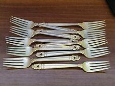 New listing Set of 10 International Sterling Royal Danish Silver 7 5/8'' Dinner Forks