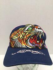 Ed Hardy Tiger Trucker Mesh Hat Cap Snapback Pink