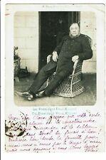 CPA-Carte postale--Afrique du Sud - Le Président Paul Kruger -1902-VM4579