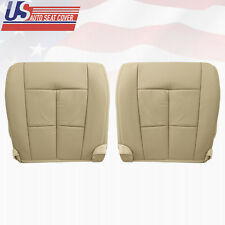 2007 2008 2009 2010 Lincoln Navigator Driver & Passenger↓ Perforated Seat Covers
