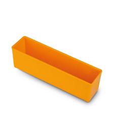 Bosch Sortimo 5St Insetbox orange F3 63 mm / Einsatzbox für L-Box 102