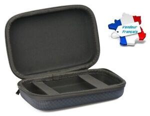 """Housse étui pochette coque protection ~ GPS 5"""" pouces ou disque dur (Noir)"""