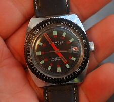 Vintage german watch KIENZLE SPORT working condition,serviced