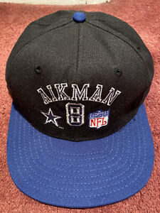 VINTAGE DALLAS COWBOYS SUPER BOWL XXVll CAP HAT NFL NWT WORLD CHAMPIONS . Unworn