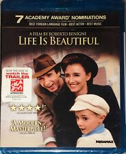 Life Is Beautiful Blu-Ray Dvd Brand New Factory Sealed Free Shipping