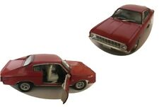 Chrysler Valiant Charger XL VJ 6 Pack 1:24 Vintage Red Diecast Model Collectible