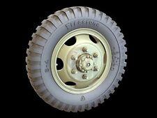 Panzer Art 1/35 Road Wheels Studebaker US6 Truck (Firestone) (12 pcs) RE35-317