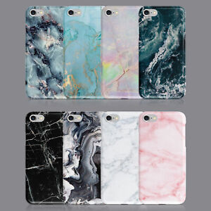 PRINTED MARBLE PATTERNS PHONE CASE FOR IPHONE 7 8 XS XR SAMSUNG S8 S9 PLUS