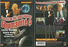 DVD - Y A T' IL UN FLIC POUR SAUVER L' HUMANITE avec LESLIE NIELSEN / COMME NEUF