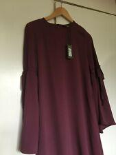 Ladies Atmosphere size 10 dark pink dress BNWT