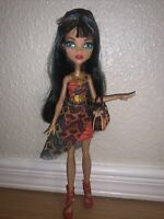 Monster High Cleo De Nile - Welcome to Monster High - Dance The Fright Away Doll