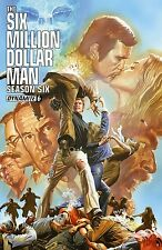 Six Million Dollar Man Season 6 Tv Show Poster 13x19 inches