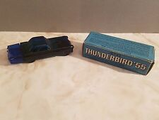 Vintage Avon Ford Thunderbird 55 Wild Country After Shave FULL BOTTLE with BOX