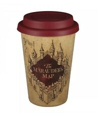 HARRY POTTER Marauders Map TRAVEL MUG with LID Huskup Eco Cup Biodegradable