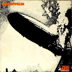 LED ZEPPELIN 'LED ZEPPELIN I' VINYL LP ATLANTIC K40031 MATRIX A1/B4 EX/EX