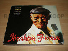 Buena Vista Social Club Presents Ibrahim Ferrer (CD, 1999) MADE IN ARGENTINA