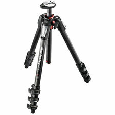Manfrotto MT055CXPRO4 Carbon Fiber Tripod with Horizontal Column
