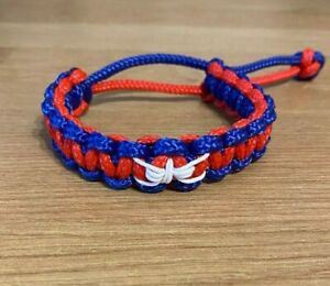 Paracord Spiderman Wristband